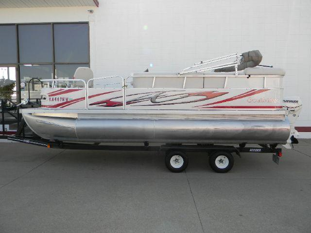 2008 South Bay 618 FC