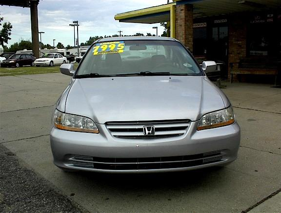 used 2002 honda accord for sale 3120 w tennessee st tallahassee fl 32304 used cars for sale. Black Bedroom Furniture Sets. Home Design Ideas