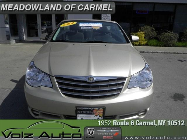 Image 21 of 2010 Chrysler Sebring…