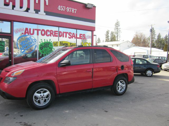 Tothego - Red 2004 Pontiac Aztek for Sale_1