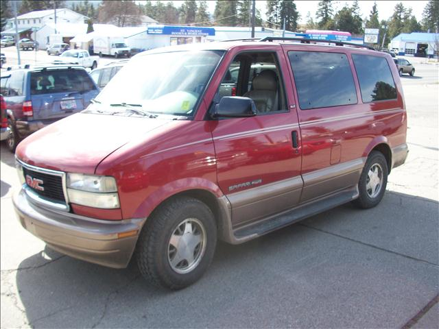 2002 GMC Safari