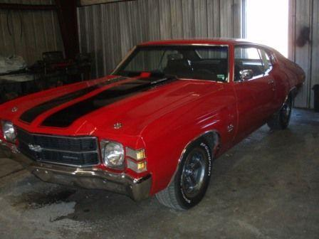 chevelle ss 454. 1971 CHEVROLET CHEVELLE SS for