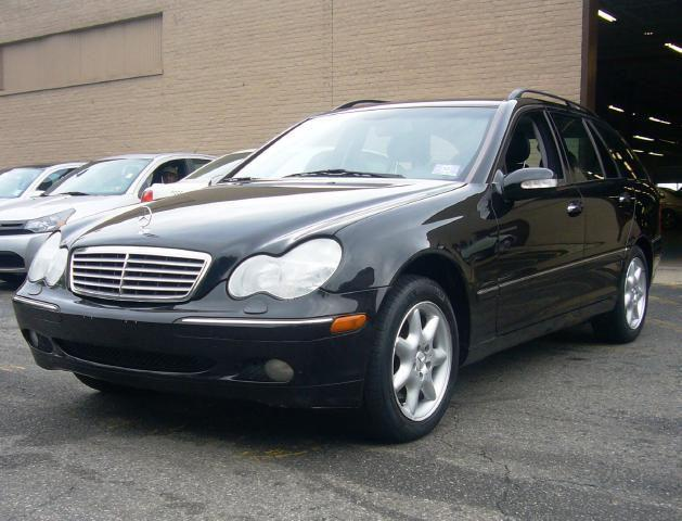 Image 33 of 2002 Mercedes-Benz C…