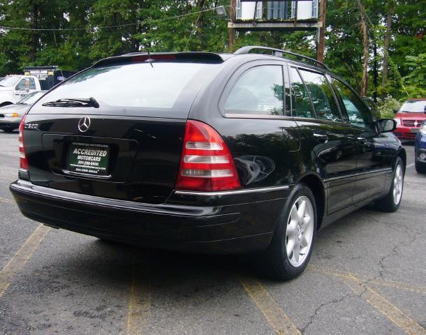 Image 37 of 2002 Mercedes-Benz C…