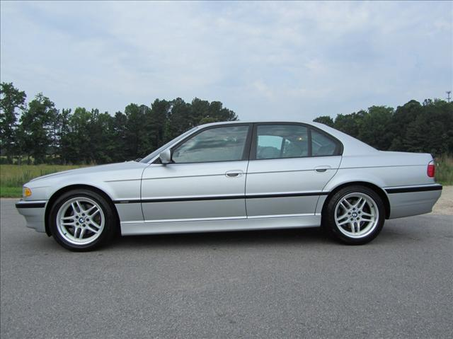 used 2001 bmw 7 series for sale 5716 louisburg rd raleigh nc 27616 used cars for sale. Black Bedroom Furniture Sets. Home Design Ideas