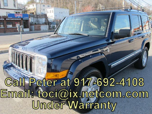 2006 JEEP Commander  69000 miles VIN 1J8HG58NX6C199103 15000