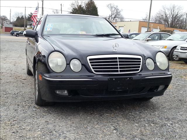 2000 mercedes benz e class 245 chatham heights road for Mercedes benz used cars for sale by owner
