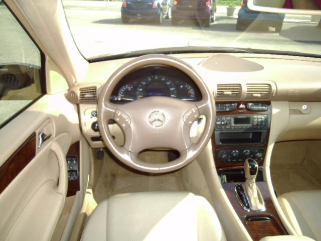 Image 13 of 2003 Mercedes-Benz C…