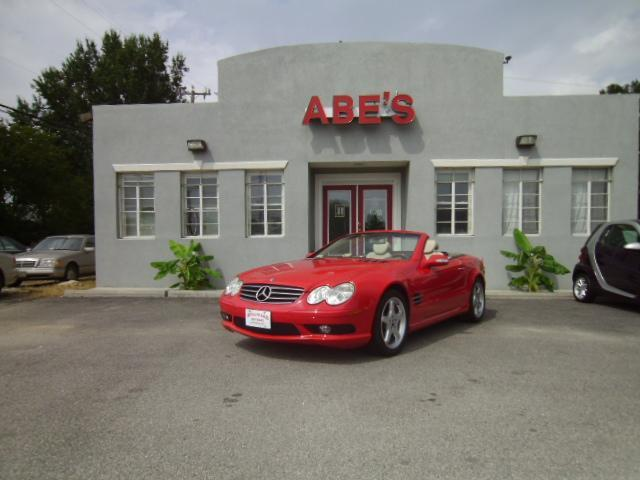 Image 5 of 2003 Mercedes-Benz SL…