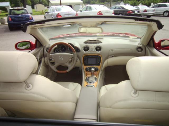 Image 9 of 2003 Mercedes-Benz SL…
