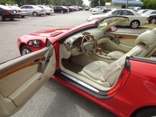Image 10 of 2003 Mercedes-Benz SL…