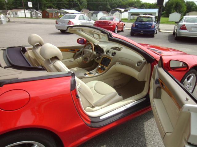 Image 11 of 2003 Mercedes-Benz SL…