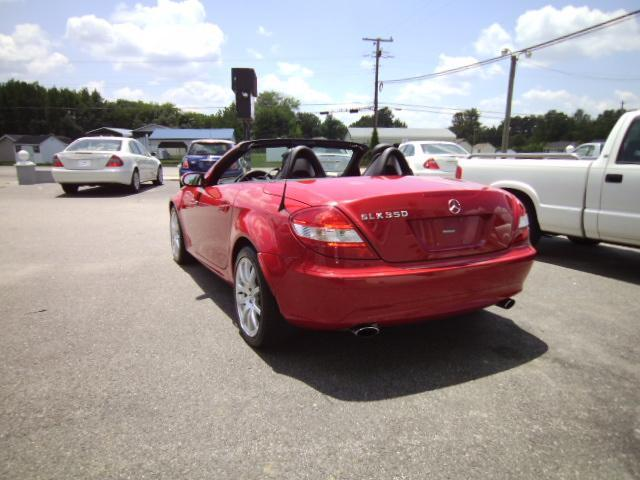 Image 20 of 2005 Mercedes-Benz SLK…