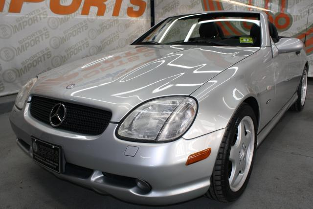 Image 12 of 1999 Mercedes-Benz SLK…