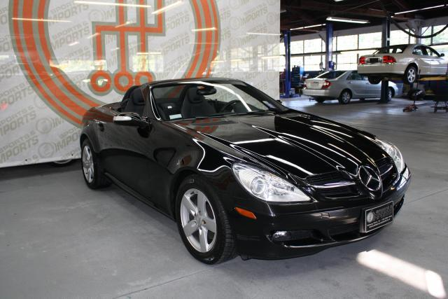 Image 28 of 2006 Mercedes-Benz SLK…