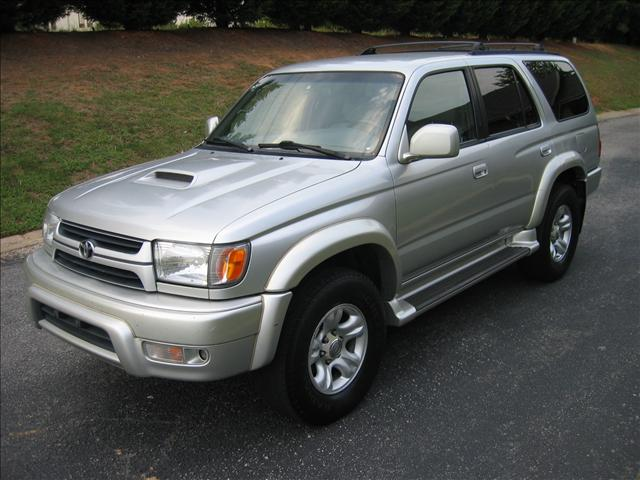 2001 toyota 4runner towing capacity