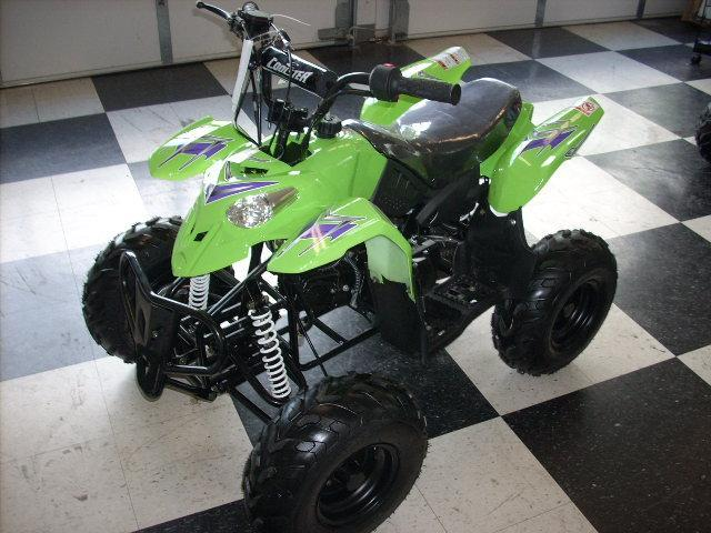 2009 ATV COOLSTER ATV110MEDGR for sale