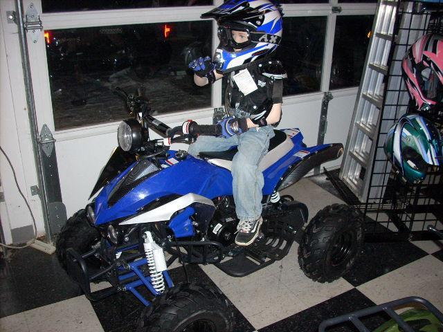 2009 ROKETA JETMOTO 110 93RR for sale