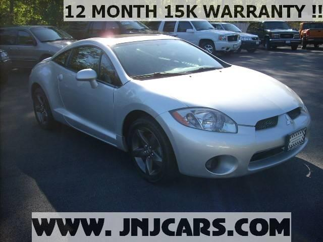 2007 Mitsubishi Eclipse for sale