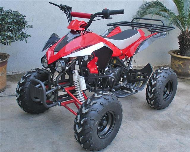 2009 ATV JETMOTO atv 93rr for sale