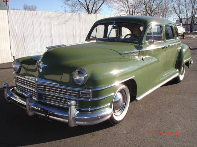 1947 Chrysler Royal - Colorado Springs, CO