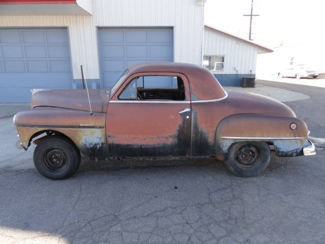 1950 Plymouth Coupe - Colorado Springs, CO