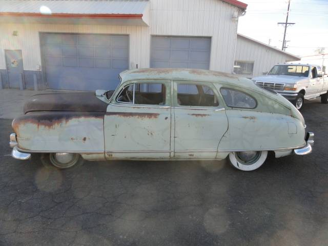 1950 Nash Stateman Airflyte - Colorado Springs, CO
