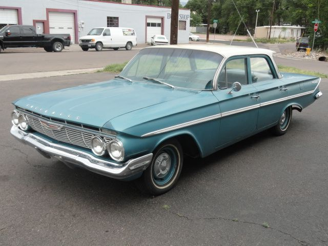 1961 Chevrolet Belair - Colorado Springs, CO