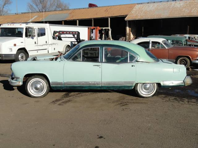 1953 Kaiser Manhatten - Colorado Springs, CO