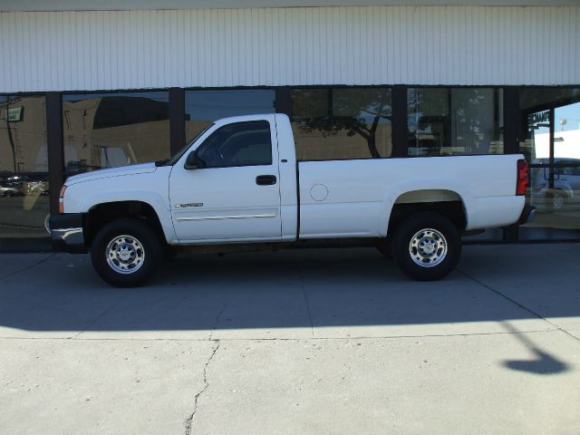 2007 Chevrolet Silverado 2500