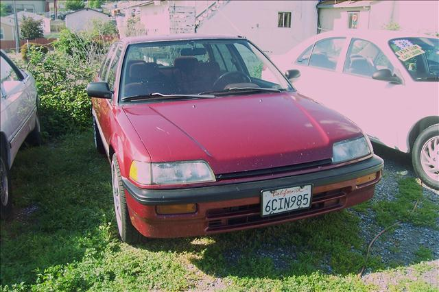 1989 Honda Civic - Jackson, CA