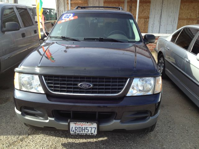 2002 Ford Explorer - Jackson, CA