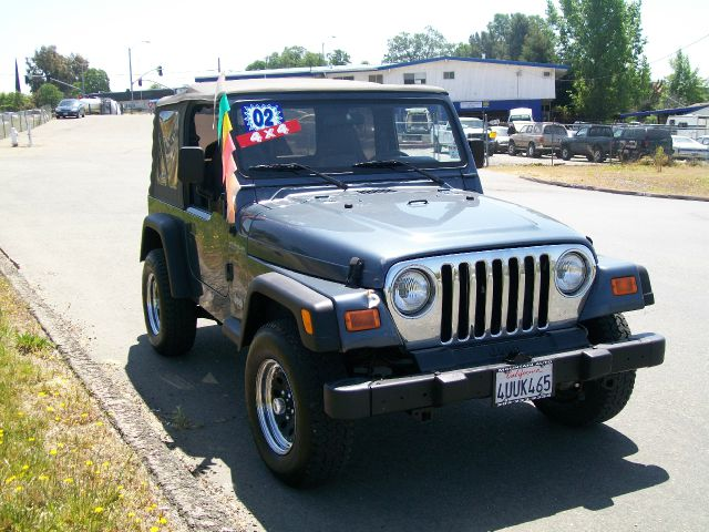 2002 Jeep Wrangler - Jackson, CA