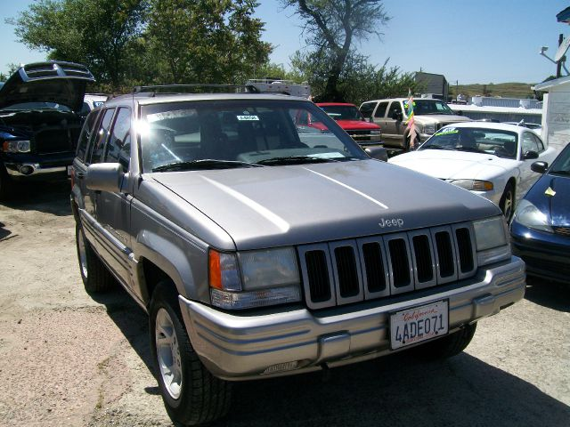 1998 Jeep Grand Cherokee - Jackson, CA