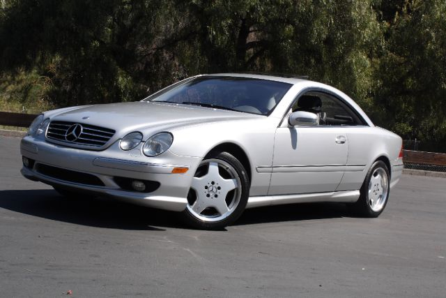 2001 Mercedes-Benz CL-Class CL500 - Hayward CA