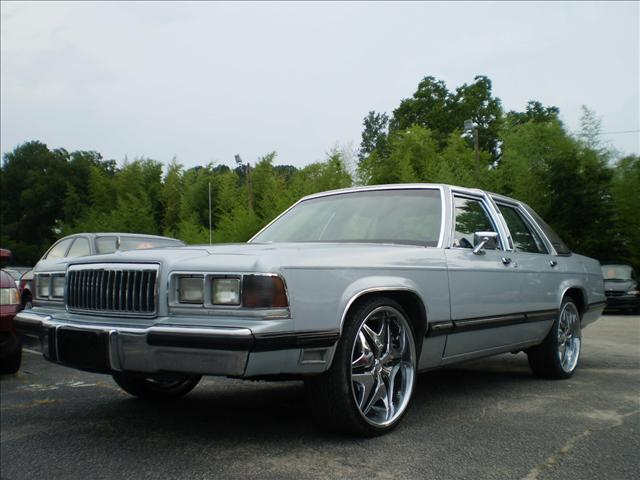 1991 Mercury Grand Marquis 3804 Fayetteville Rd Raleigh