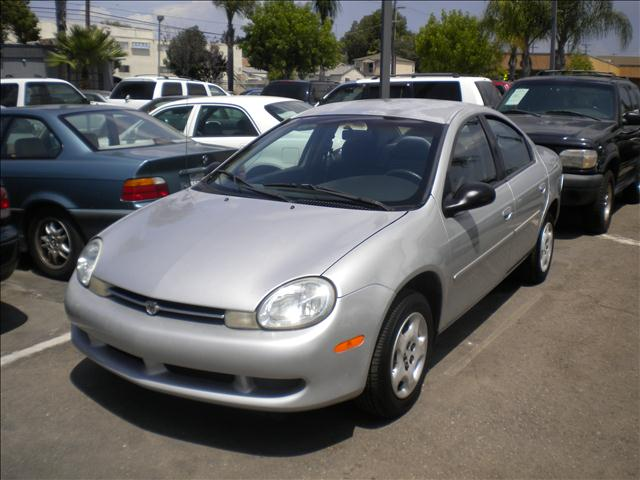 2000 Dodge Neon SE For Sale In San Diego CA - Auto Mart