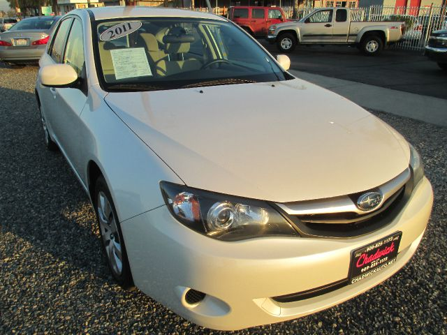2011 Subaru Impreza