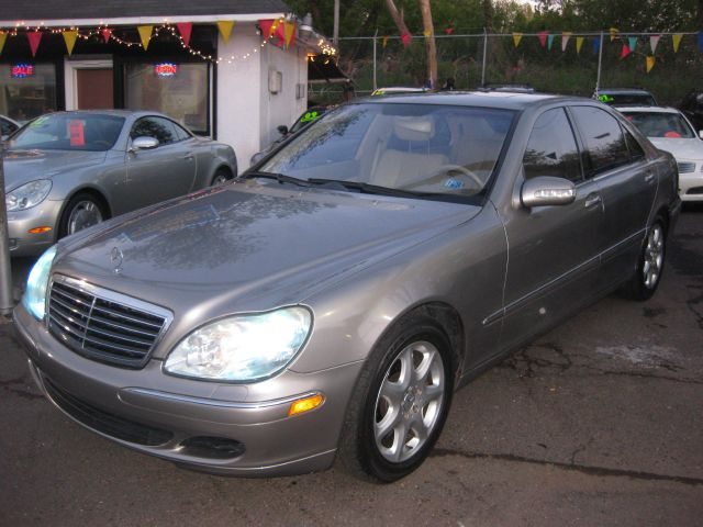 2004 Mercedes-Benz S-Class