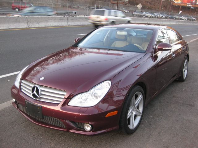 2008 Mercedes-Benz CLS-Class
