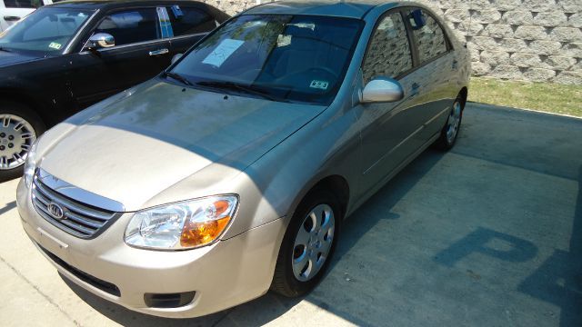 2007 Kia Spectra - Fort Worth, TX