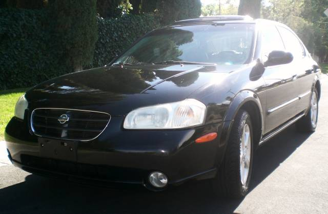 Used 2000 Nissan Maxima For Sale 2411 Western Ave Las