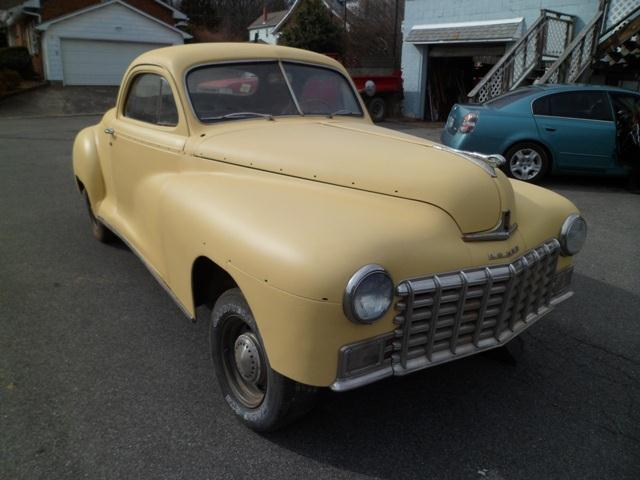 1948 Dodge 200 Business Coupe - Bangor PA