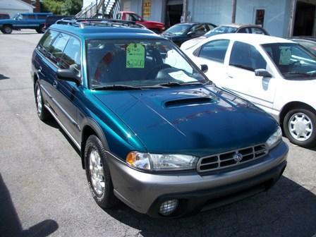Image 1 of 1999 Subaru Legacy Outback…