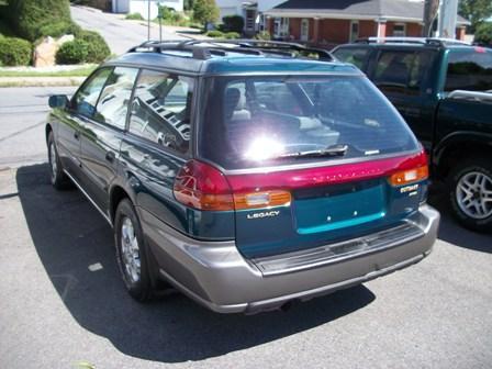 Image 2 of 1999 Subaru Legacy Outback…