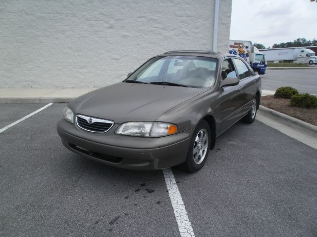1999 Mazda 626 LX For Sale In Fuquay-Varina NC 27526 - Legacy Auto ...