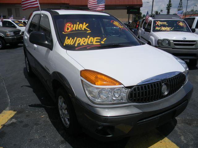 2002 buick rendezvous original price. Black Bedroom Furniture Sets. Home Design Ideas