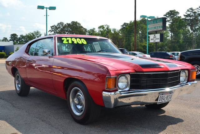 1972 Chevrolet Chevelle 13245 Highway 105 W Conroe Tx