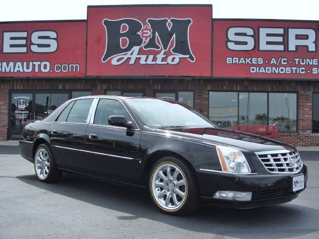 2008 Cadillac Dts 6100 159th St Oak Forest Il 60452 Used Cars