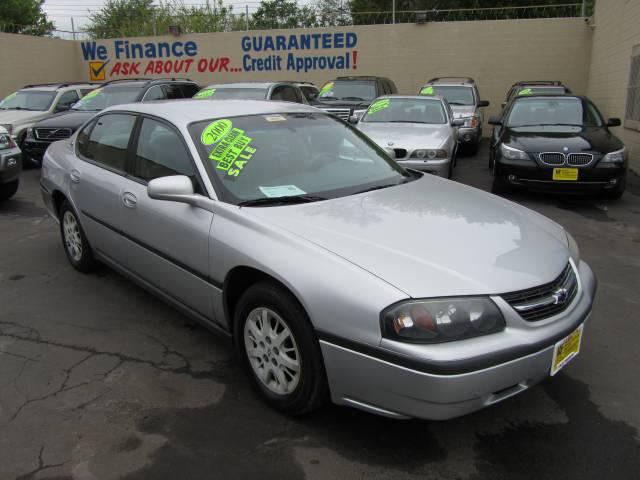 Impala 2000 For Sale 2000 Chevrolet Impala 7355